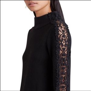 Knitted & Knotted Anthropology Long Sleeve Sweater